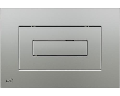 Betätigungsplatte Alca Plast Komfort M472 mattchrom