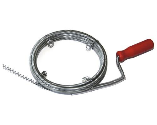 Rohrreinigungsspirale Ø 6mm, 3m