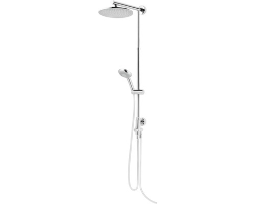 Duschsäule Schulte Classic Plus D963031 01 mit Umsteller chrom