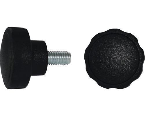 Sterngriffschraube Ø 32,5 mm M6x14, 20 Stück