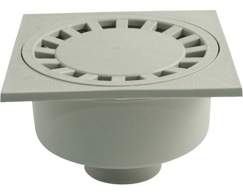 Hofablauf 200x200 mm NW 110