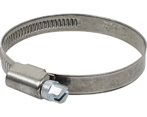 Schlauchschelle edelstahl 40-60mm