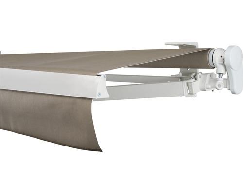 Gelenkarmmarkise 600x300 cm ohne Motor Soluna Proof Dessin 8779