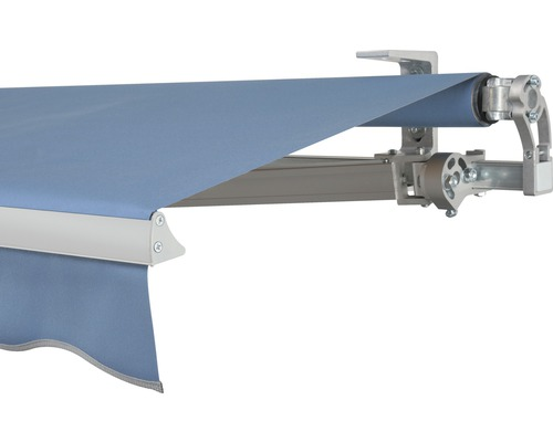 Gelenkarmmarkise 400x250 cm Soluna Concept mit Motor Dessin 8204