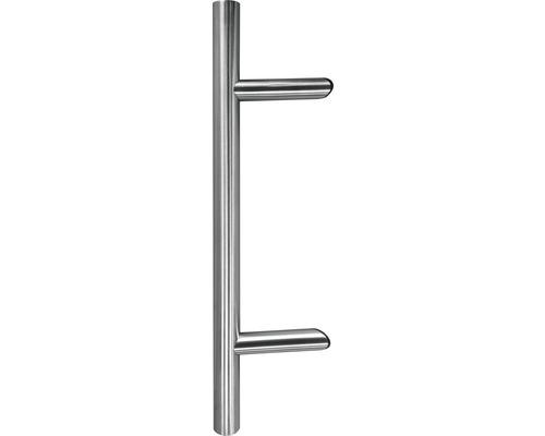 Haustür ARON ECON Aluminium Modell 840 110x210 cm links weiß