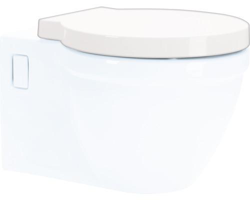 WC-Sitz Nau weiß
