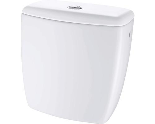 Ersatzspülkasten Cersanit zu WC-Kombination Basic 3-6 Liter weiß ohne Innengarnitur