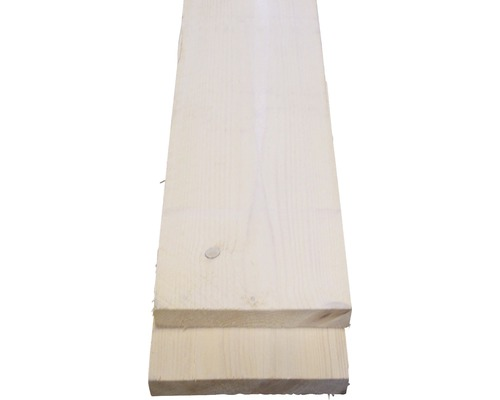 Gerüstholz Brett Vintage weiß 32x195x2500 mm