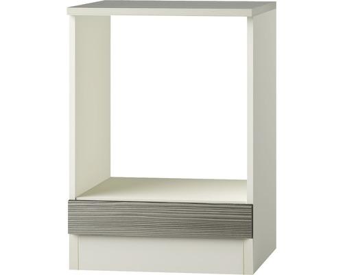 Herdumbauschrank Optifit Vigo pinie-fantasie nougat 60x84,8x60 cm