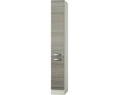Apothekerschrank Optifit Vigo pinie-fantasie nougat 30x206,8x57,1 cm