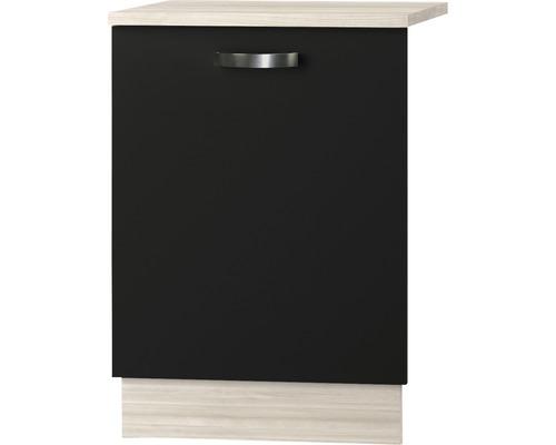 Frontblende Optifit für vollintegrierten Geschirrspüler Faro akazie-dekor 59,6x70x1,6 cm