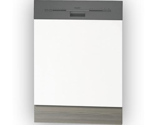 Frontblende Optifit für teilintegrierten Geschirrspüler Toger pinie-fantasie nougat 59,6x57,2x1,6 cm