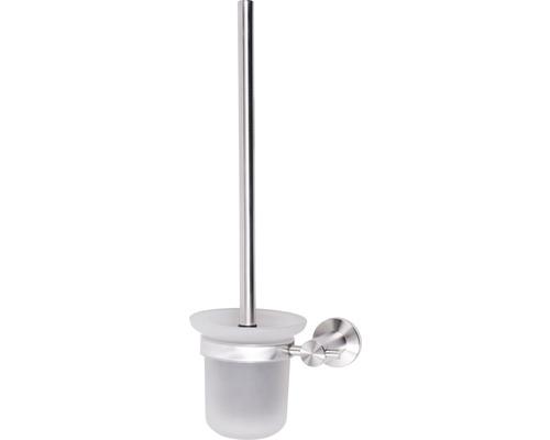 WC-Bürstengarnitur basano Ravenna Edelstahl matt