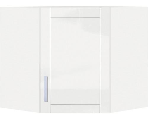 Eck-Hängeschrank Held Möbel Varel 60x57x60 cm weiß