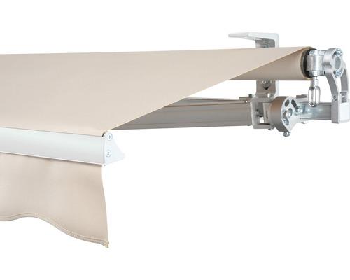 Gelenkarmmarkise 350x200 cm Soluna Concept ohne Motor Dessin 8902