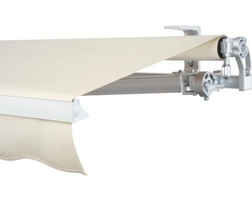 Gelenkarmmarkise 350x250 cm Soluna Concept ohne Motor Dessin 6610