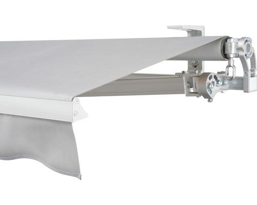 Gelenkarmmarkise 400x200 cm Soluna Concept ohne Motor Dessin 7552