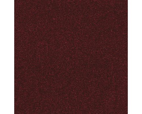 Teppichfliese Intrigo rot 50x50 cm