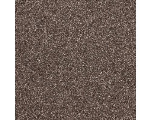Teppichfliese Intrigo braun 50x50 cm