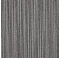 Teppichfliese Lineations grau 50x50 cm