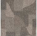 Teppichfliese Smart-Patch beige 50x50 cm