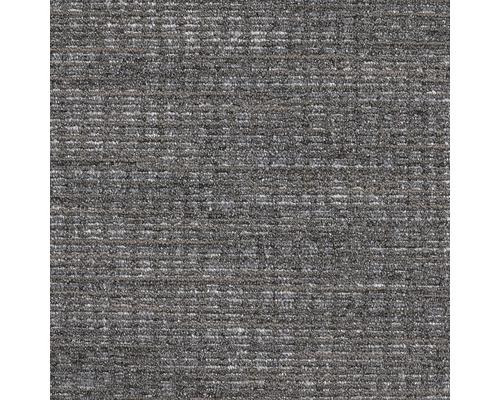 Teppichfliese Smart-Linea blau 50x50 cm