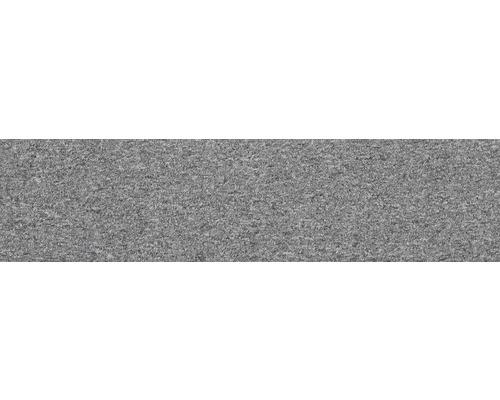 Teppichfliese Oak silber 25x100 cm