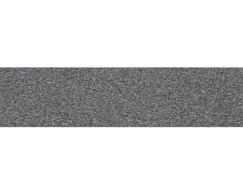 Teppichfliese Pine graphit 25x100 cm