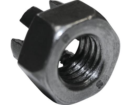 Kronenmuttern DIN935 M10, 50 Stück
