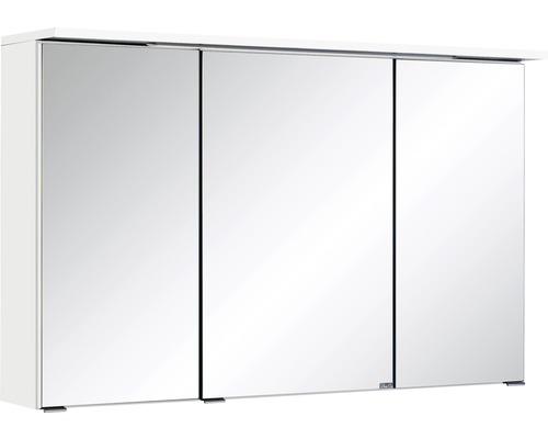 Spiegelschrank Held Möbel 013.1.0001 100x66 cm 3-türig weiß