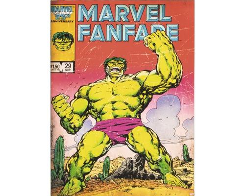 Leinwandbild Marvel The Hulk 50x70 cm