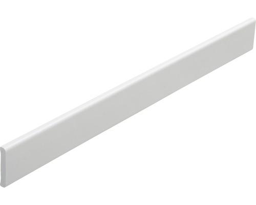 Abdeckleiste weiß 4,5x25x2200mm