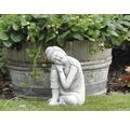 Gartenfigur Budda schlafend