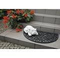 Gartenfigur Wachhund 14cm