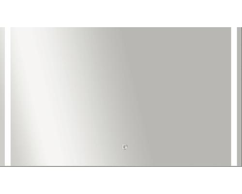 LED-Lichtspiegel DSK Silver Boulevard 70x120 cm
