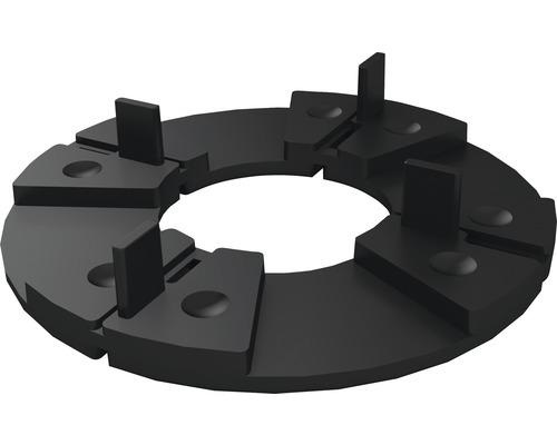 Plattenlager Kaufmann Terra 10 mm