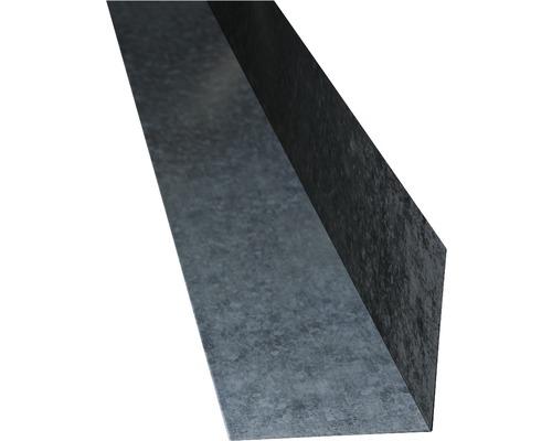 PRECIT Winkelblech ohne Wasserfalz verzinkt 2 m