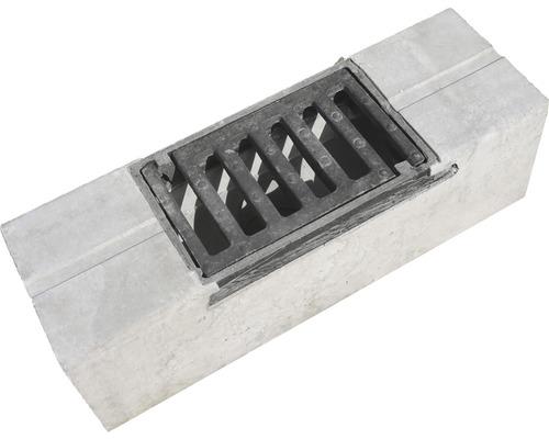 Einlaufkasten/Entwässerungsschacht 50 x 16 x 16 cm