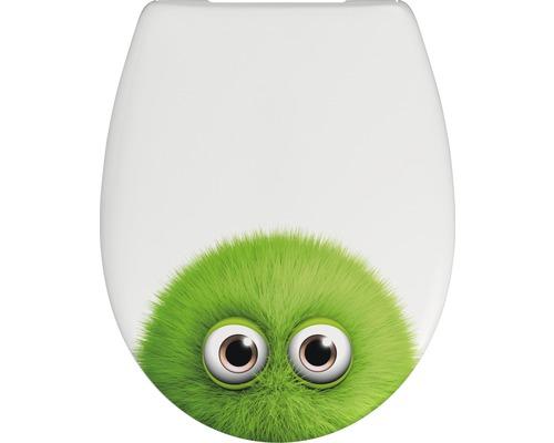 WC-Sitz Form & Style Monster mit Absenkautomatik
