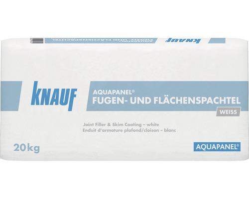 Fugen- und Flächenspachtel Knauf AQUAPANEL® weiß 20 kg