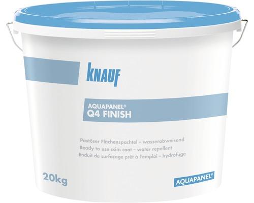 Flächenspachtel Aquapanel Finish Q4 20 kg
