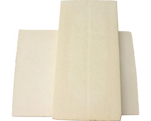 Schamottesteinplatte 300x400x30 mm