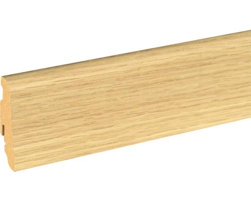 Sockelleiste furniert SU60L Oak Marble 19x58x2400 mm