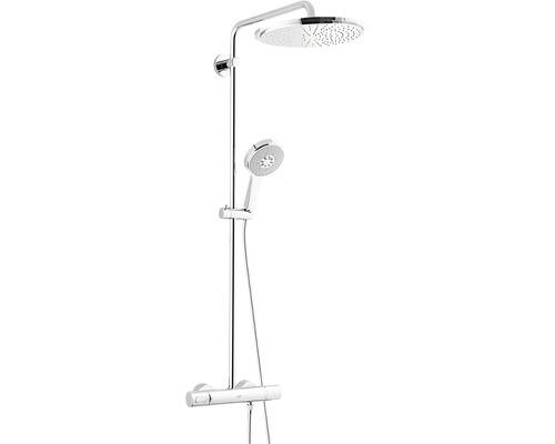 Duschsystem Grohe Rainshower System 310 27968000 mit Thermostat chrom