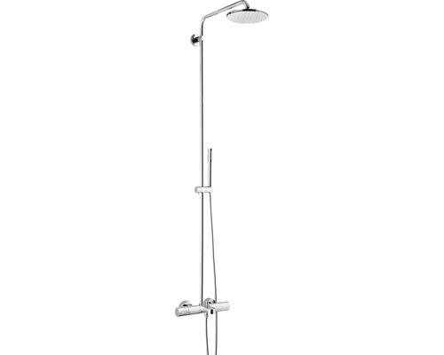 Duschsystem Grohe Rainshower® System 210 2764100 mit Thermostat chrom