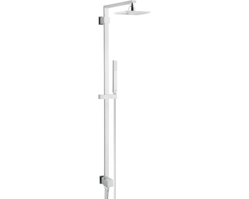 Duschsystem Grohe Euphoria Cube System 150 27696000 mit Umstellung chrom