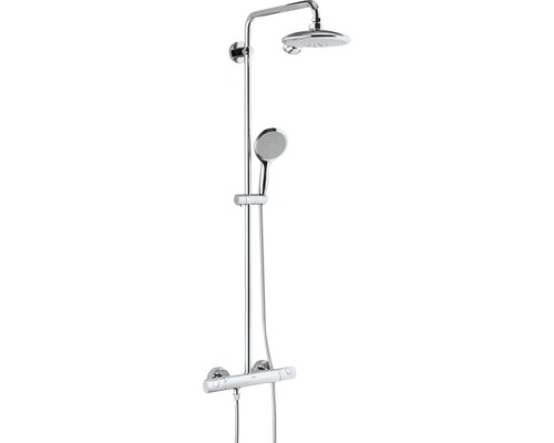 Duschsystem Grohe Euphoria Power&Soul® System 190 26186000 mit Thermostat