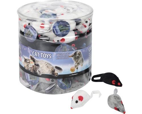 Katzenspielzeug Mäuse Plüsch
