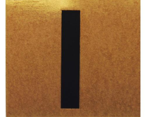 "Klebeziffer ""Buchstabe I"" Papier 50 x 50 mm"