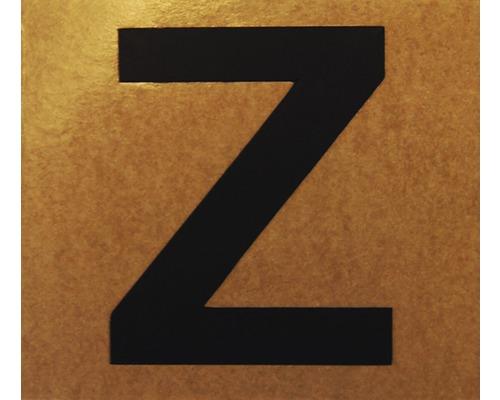 """Klebeziffer """"Buchstabe Z"""" Papier 50 x 50 mm"""